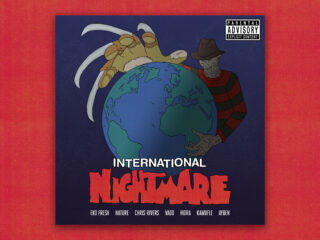 Eko Fresh - International Nightmare ft. Nature, Chris Rivers, Vado, Hidra, Kamufle, Ayben